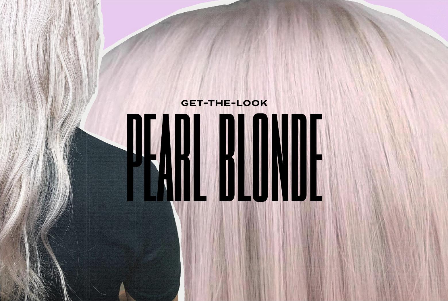Pearl Blonde image