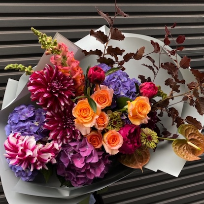 Beauty in Blooms