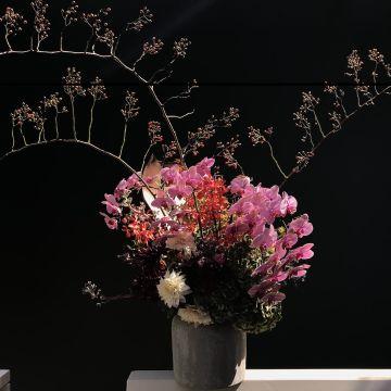 Bold Corporate Flowers