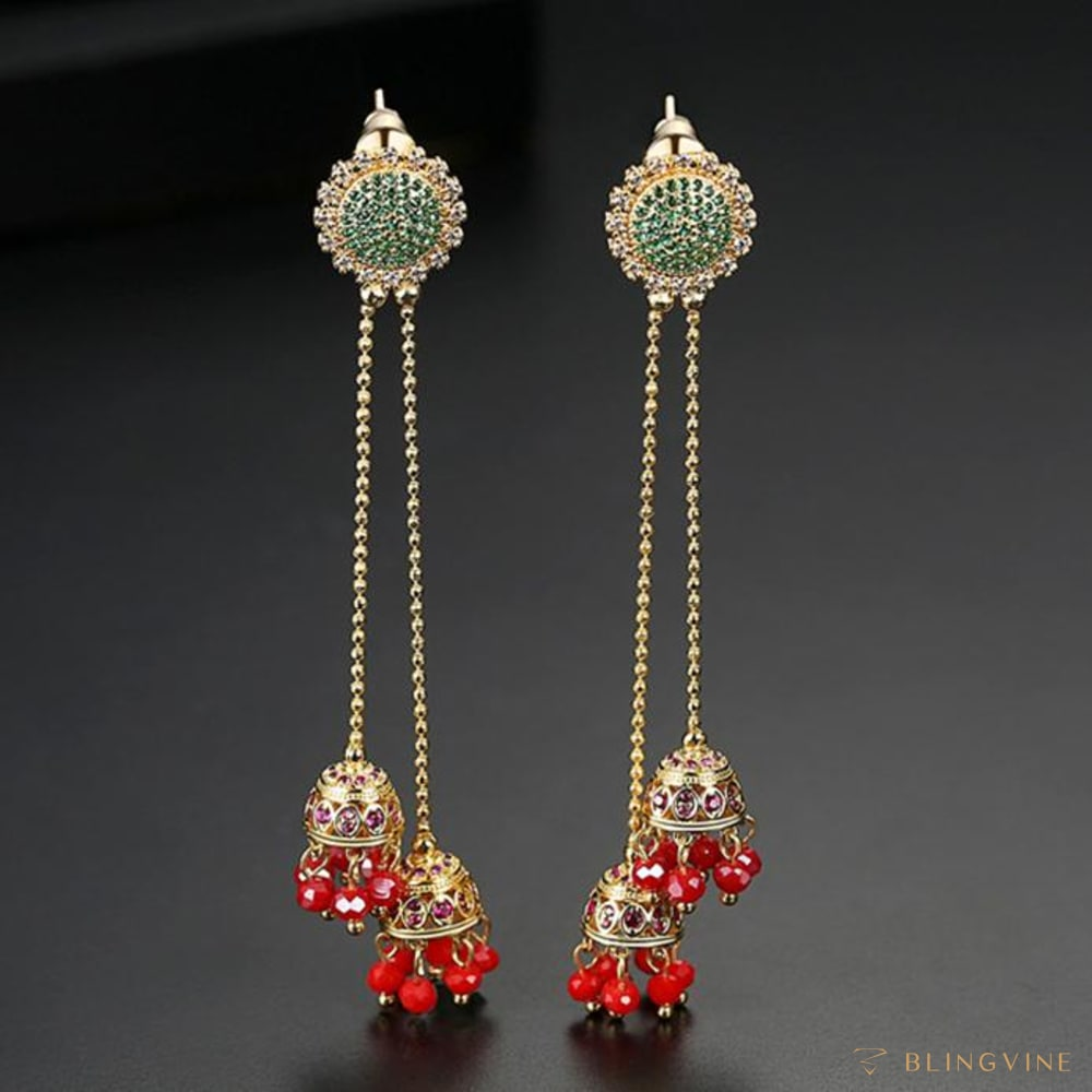 Taraana Jhoomer Earrings