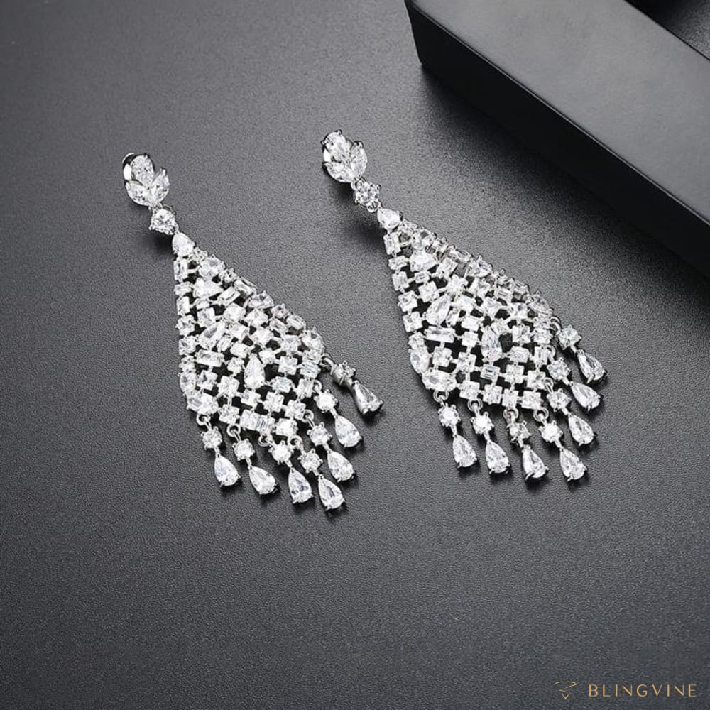 Evaline Long Earrings