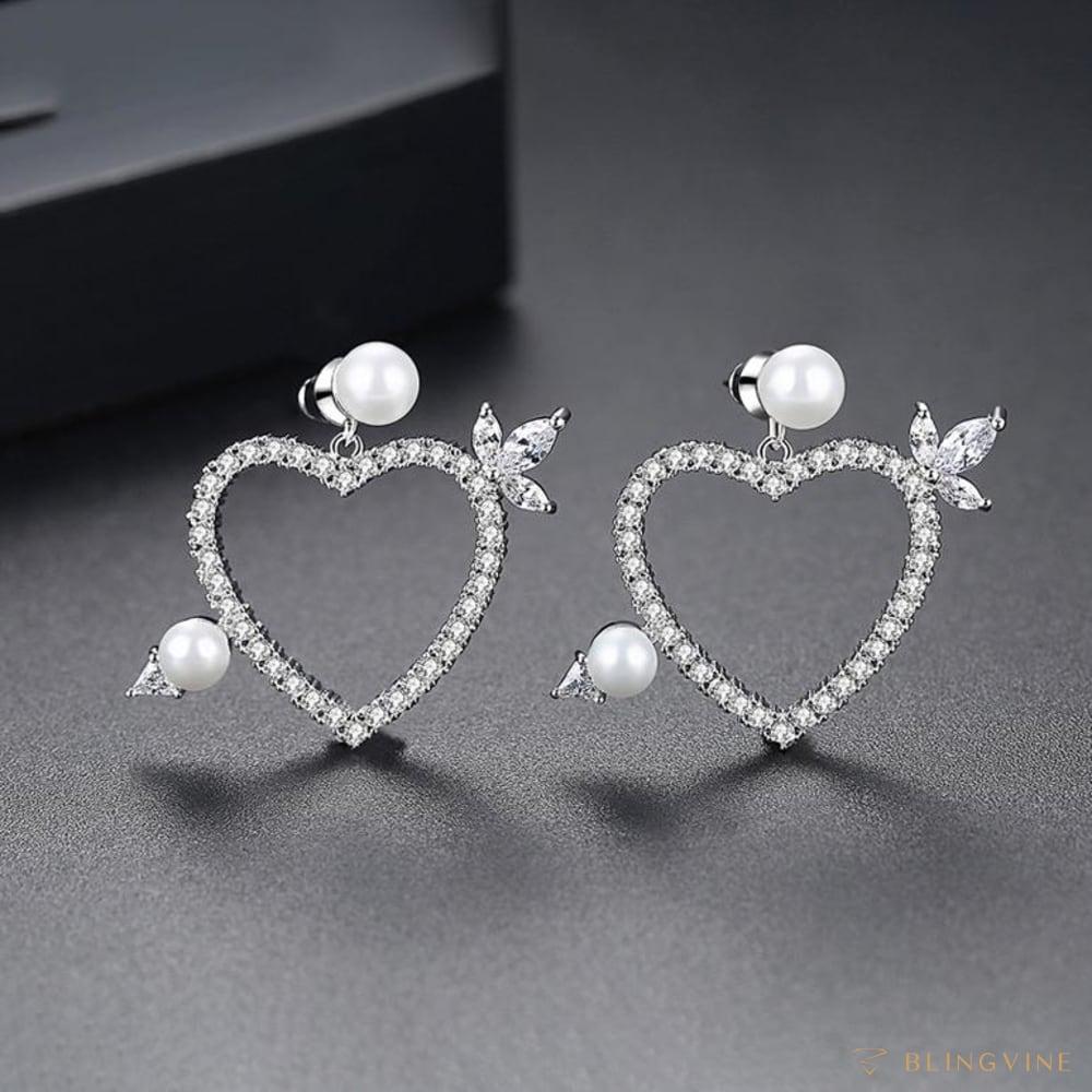 Cupid Stud Earrings
