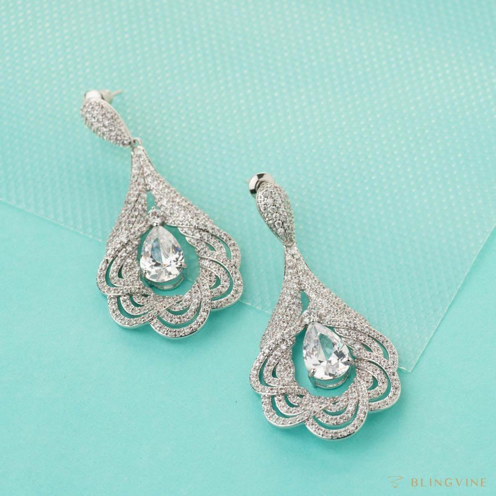 Treasure Long Earrings - BlingVine