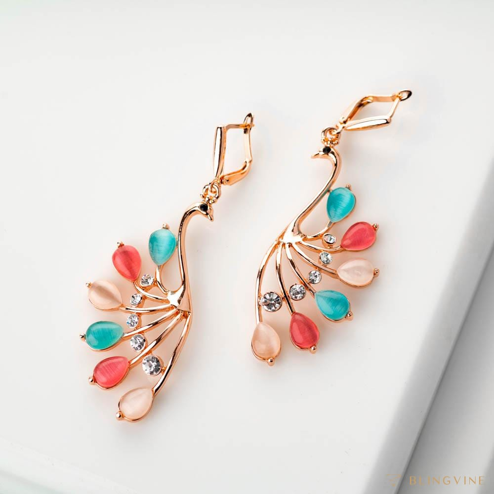 Mayur Danglers - Multicolored
