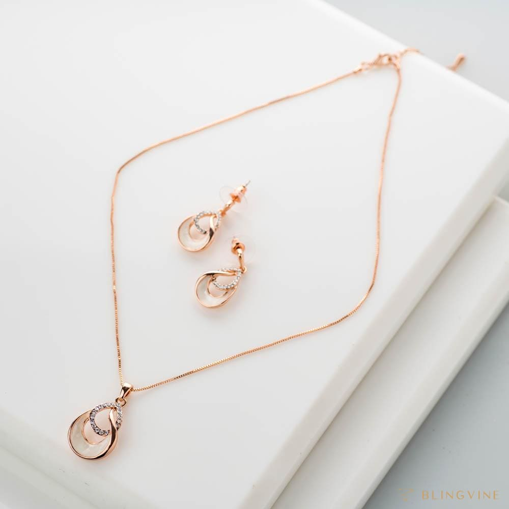 Avani Pendant Necklace Set