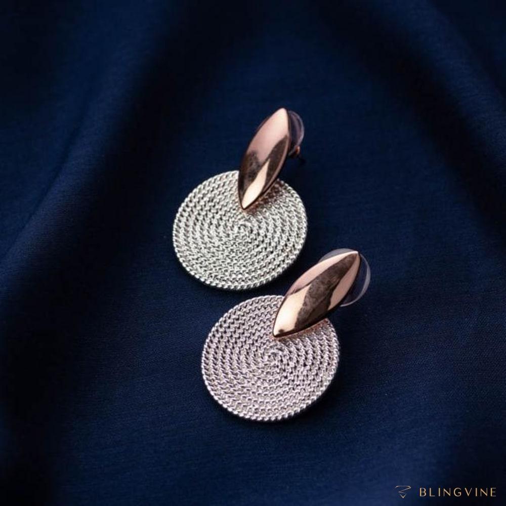 Starry Runden Earrings