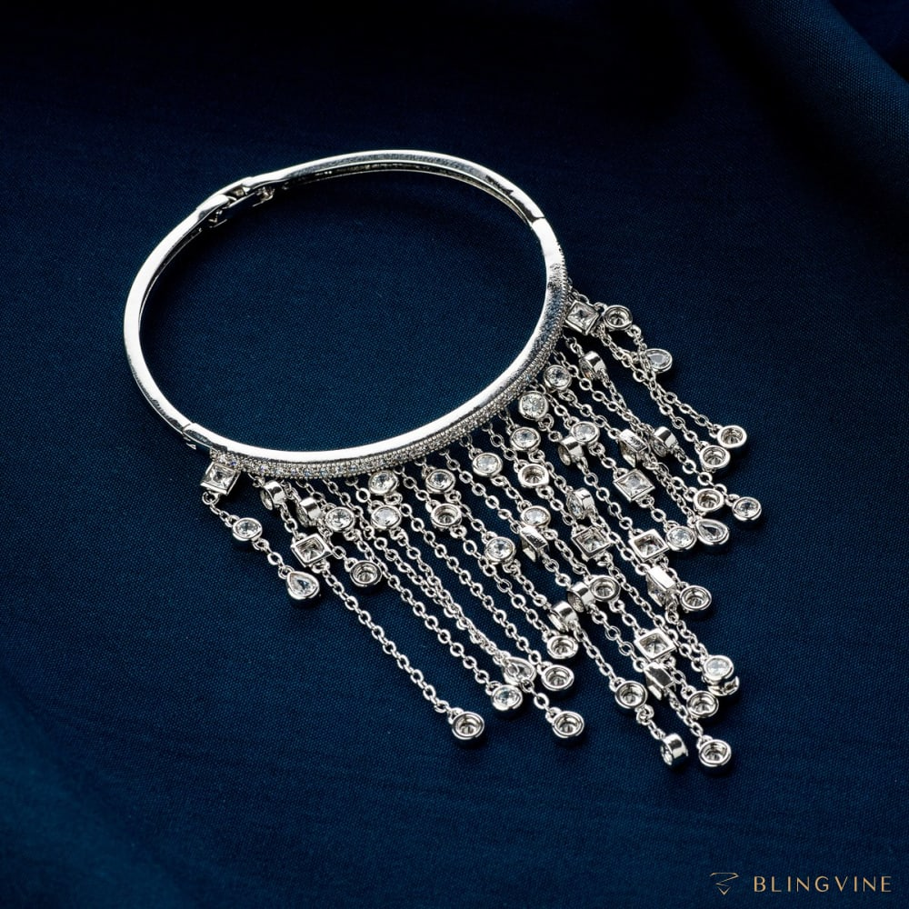 Starry Night Tassel Bracelet - BlingVine