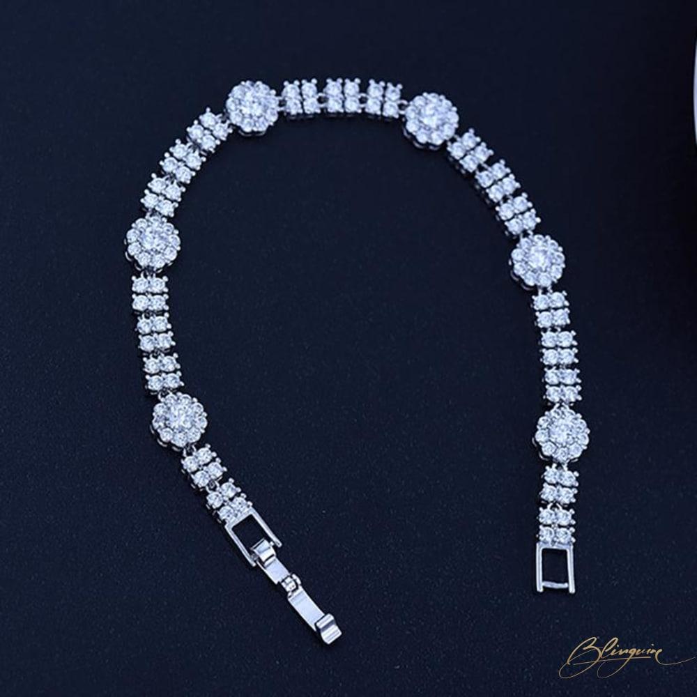 Noel Crystal Bracelet - BlingVine
