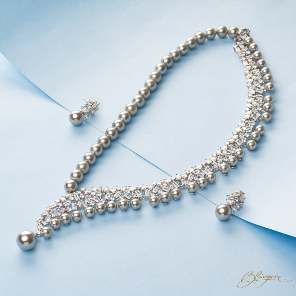 Delight Necklace Set - BlingVine
