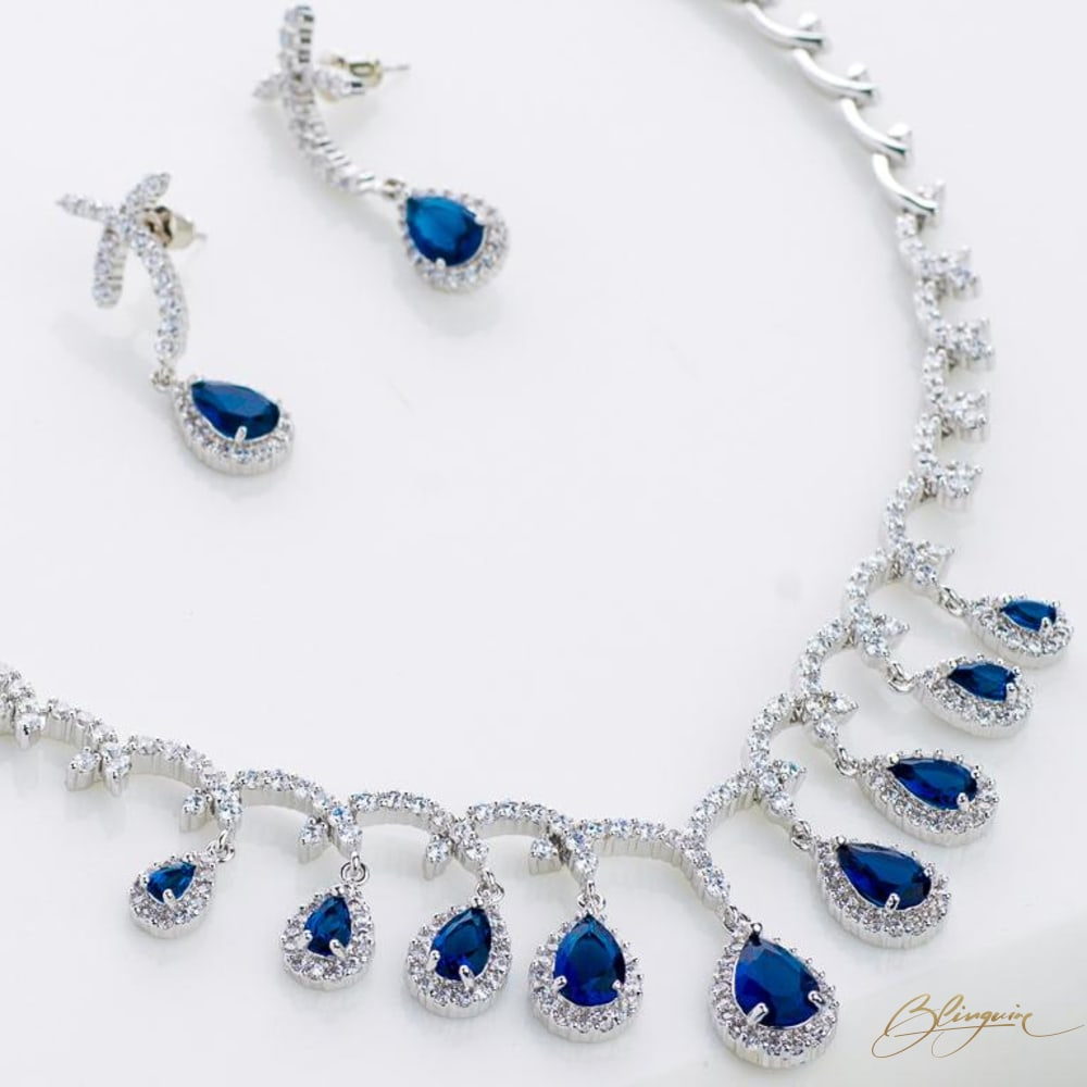 Senorita Necklace Set - BlingVine