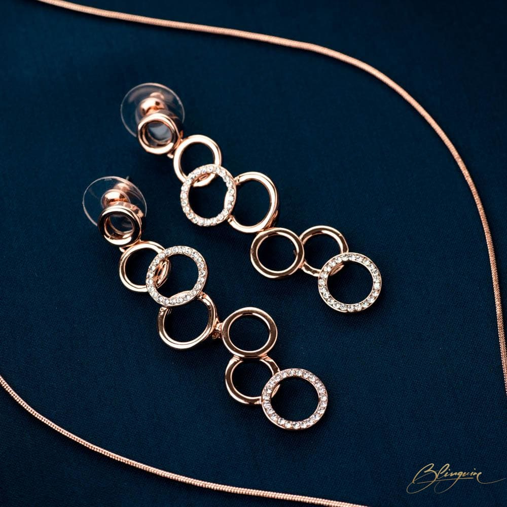 Loopy Pendant Set