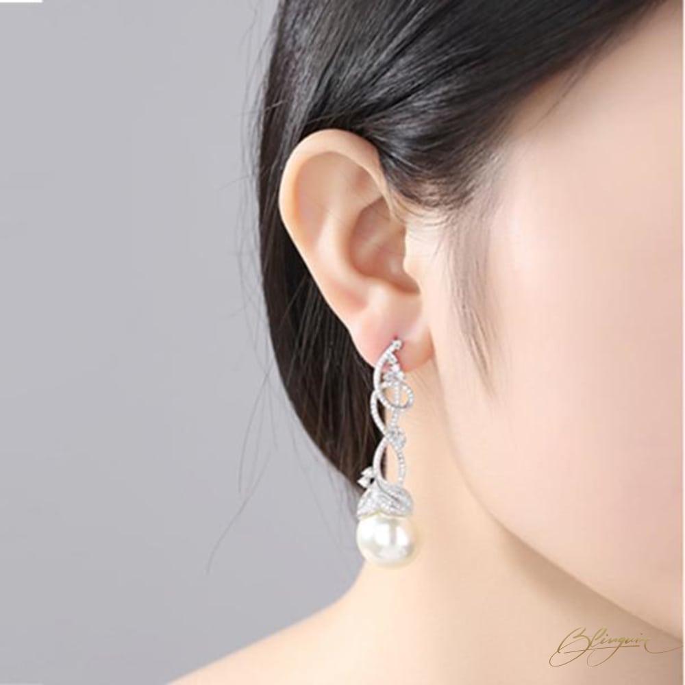 Myra Earrings - BlingVine