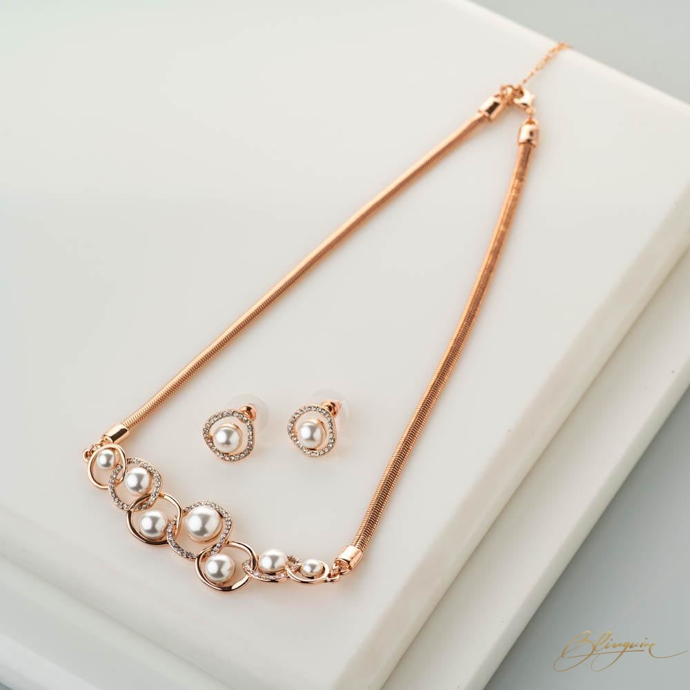 Reeva Necklace Set