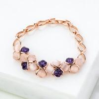 Lavender Love Bracelet - BlingVine
