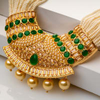 Pratha Necklace Set - BlingVine