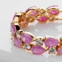 Pink Candy Bracelet