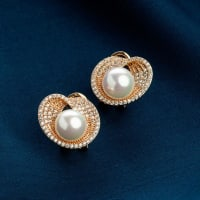 Seashell Studs - BlingVine