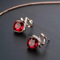 Cherry Pendant Set - BlingVine