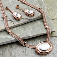 Chantelle Necklace Set - BlingVine