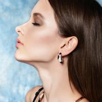 Aurora Hoop Earrings - BlingVine