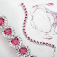 Paris Love Bracelet - BlingVine