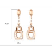 Sleek and Sexy Long Earrings - BlingVine