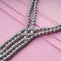Charisma Long Necklace Set - BlingVine
