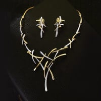 Soulmates Necklace Set - BlingVine
