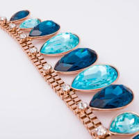 Bold and the Beautiful Necklace Set - BlingVine