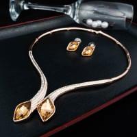 Tasha Necklace Set - BlingVine