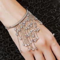 Starry Night Tassel Bracelet - BlingVine