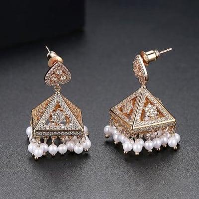 Albeli Jhumka Earrings