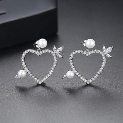 Cupid Earrings - BlingVine