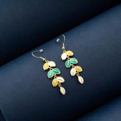 Alizeh Enamel Earrings