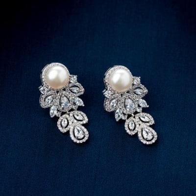 Abeera Luxury Long Earrings