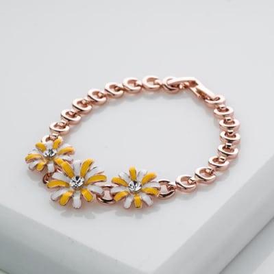 Sunny Floral Bracelet - BlingVine