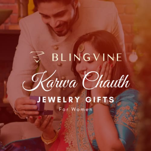 Best Karwa Chauth Jewellery Gift Ideas for Wife