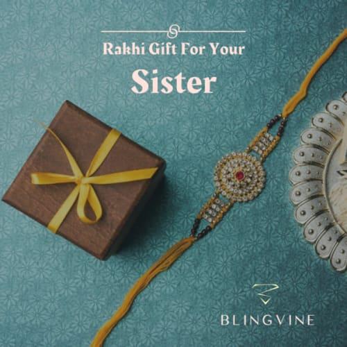 Jewellery Gift Ideas For Your Sister On Raksha Bandhan