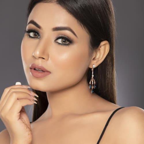 Latest Designer Earrings Collection - September 2020