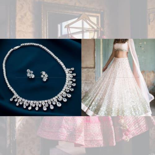 Ways to Coordinate Jewellery with Your Lehenga