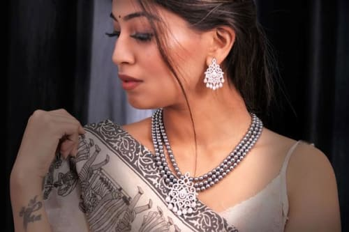 Indian Traditionally Jewellery Collection