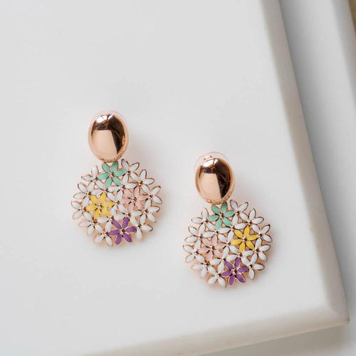 Bouquet Enamel Danglers