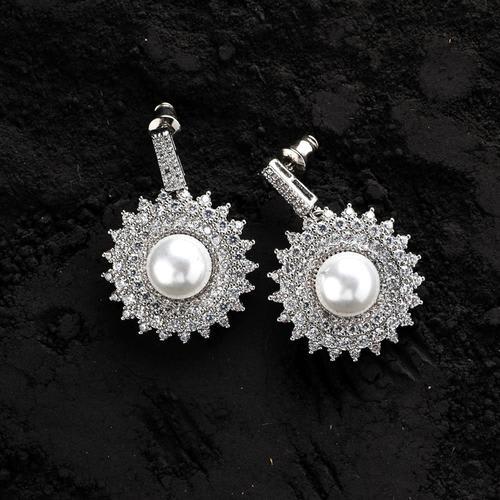Silverline Earrings - BlingVine