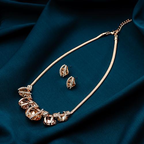 Agni Necklace Set - BlingVine