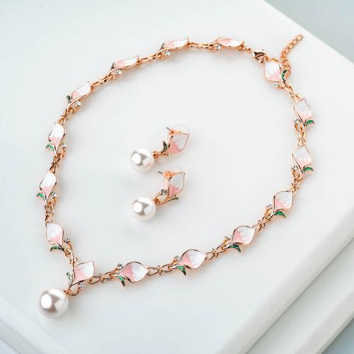 Aria Necklace Set - BlingVine