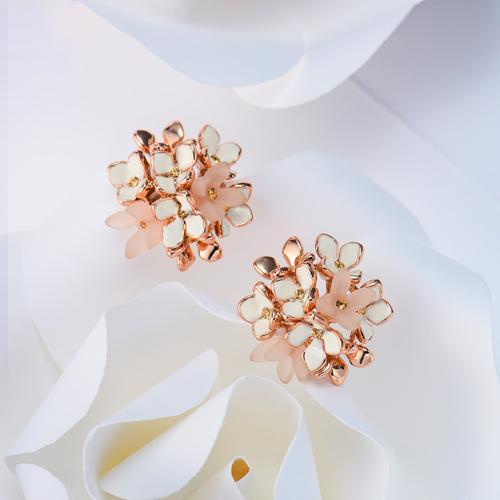 Florets Earrings - BlingVine