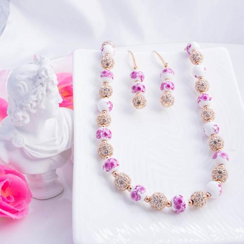 Athena Necklace Set