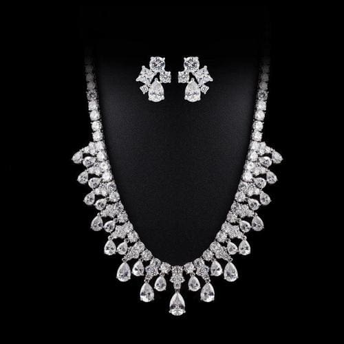 Maharani Necklace Set - BlingVine