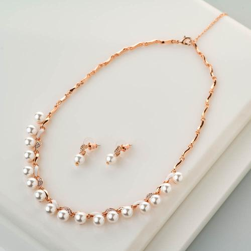 Maahika Necklace Set