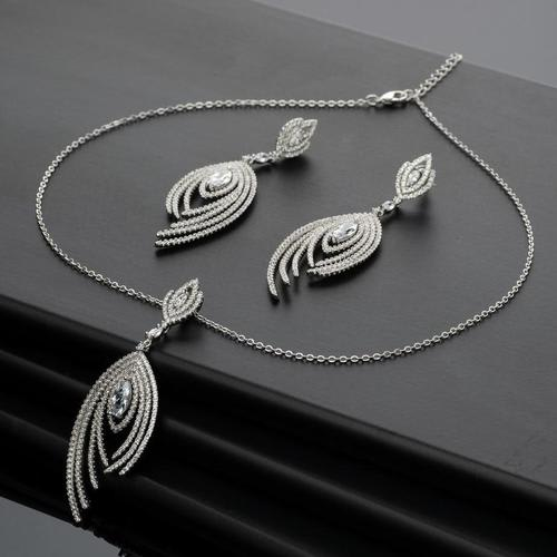Mirage Necklace Set - BlingVine